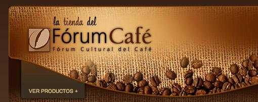 Tienda online para Fòrum del Cafè